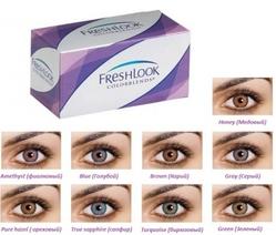 Цветные контактные линзы FreshLook ColorBlends